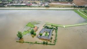 Extreme neerslag juli 'van eens in de duizend naar eens in de honderd jaar', stelt kenniscentrum