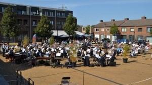Harmonie De Berggalm treedt op met jeugd en volwassenen in Klimmen