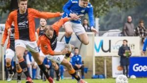 Noord-Limburgse clubs eerste klasse spelen uitwedstrijd tijdens seizoensouverture, Wittenhorst op bezoek bij Veritas