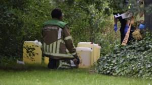 Vaten met drugsafval in Venlo aangetroffen