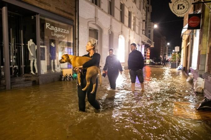 Internationale studie naar neerslag watersnood: vaker extreme buien in deze regio door klimaatverandering