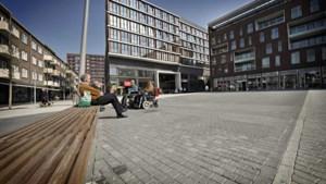 Zes overtreders beboet voor rijden door voetgangersgebied op de Markt in Geleen