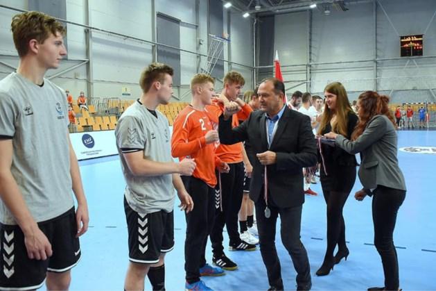 Limburgse handballers behalen zilver op landenkampioenschap