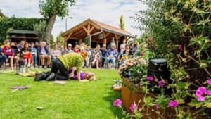 Struinen in de Tuinen met optredens in verschillende tuinen in Sittard-Geleen