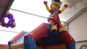 Speelkussen gestolen bij Speelland Geleen