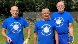 'Drie Musketiers' Jan, Frans en Jan op de bres voor de werpvijfkamp