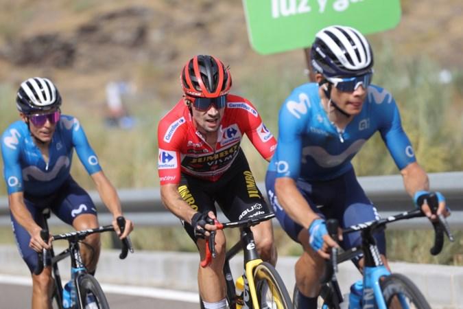 'Primoz Roglic wilde een bom gooien in de Vuelta'