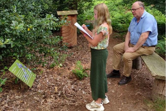 Speurtocht met opa en oma op de natuurbegraafplaats: ontdek je plekje, maar dan anders