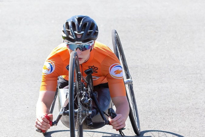 Chantal uit Sevenum verloor haar benen bij een ongeluk, maar gaat zes jaar later voor een medaille in Tokio