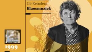 Zo scoorde Gé Reinders met 'Blaosmuziek' nog hoger dan Bob Dylan