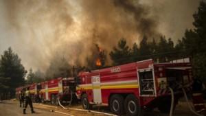 Griekse premier erkent fouten bij bestrijding bosbranden