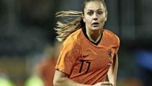 Lieke Martens grijpt naast titel Europees voetbalster van het jaar