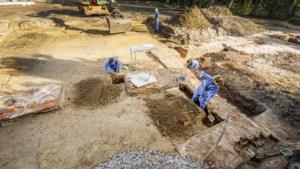 Teleurstelling over afdekken opgravingen voorburcht Weert