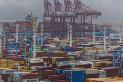 Ook de sint gaat peperduur containertransport voelen