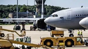 Vliegtuig met onder anderen ambassadeur Afghanistan geland