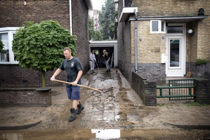 Slachtoffers watersnood Eygelshoven vallen niet onder rampenwet, maar kunnen toch beroep op rampenfonds doen