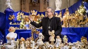 Bisschop Harrie Smeets kan niet zelfstandig lopen, maar mag thuis verzorgd worden