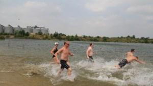 Uitgestelde zwemloop in en rond strandbad Drakenrijk in Reuver