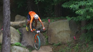 Mountainbiker Milan Vader trekt lessen uit olympisch jaar: 'Ik heb meer gedaan dan ik aankon'