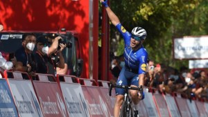 Sénéchal pakt ritzege in Vuelta, Jakobsen kan zich dit keer niet mengen in sprint