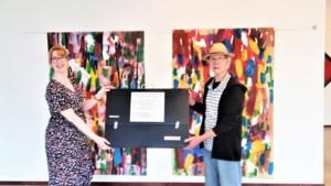 Mijnmuseum koopt prenten van Theo Lenartz die de afbraak van de Oranje Nassau I-mijn in beeld brengen