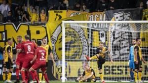 Frustratie zit hoog bij Roda JC na nederlaag in blessuretijd