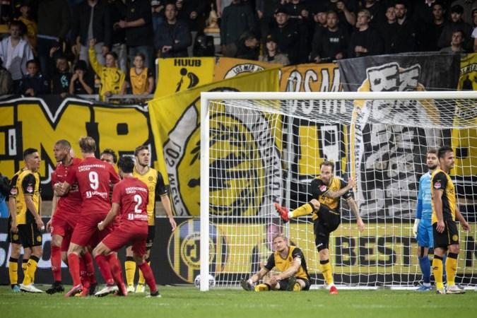 Frustratie zit hoog bij Roda JC na nederlaag in blessuretijd: 'Zoals wij goals weggeven, daar valt niet tegenop te scoren'