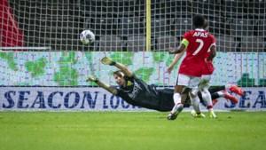Verlies VVV in De Koel tegen Jong AZ,Luhukay toch positief