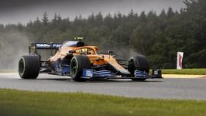 Kwalificatie Formule 1 op Spa stilgelegd na zware crash Norris