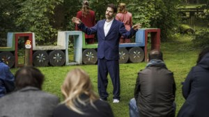 Jong talent eindelijk weer oog in oog met publiek langs de Maas