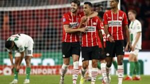 PSV spoelt Europese kater weg met zege op FC Groningen