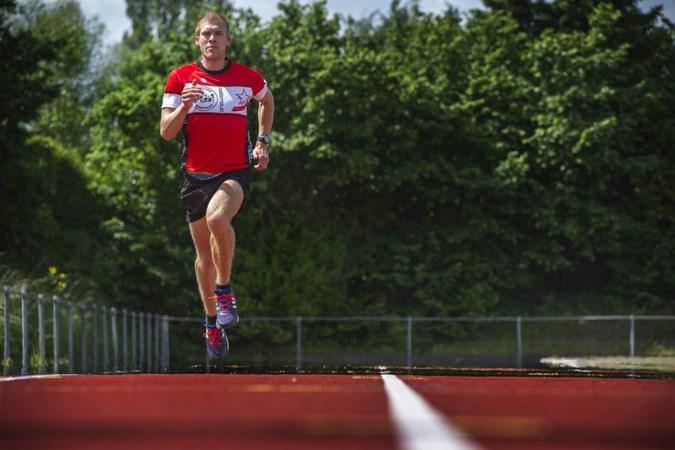 Van Hooren verrast na twee jaar afwezigheid met vijfde plek op NK 10 kilometer: 'En ik baal zelfs een klein beetje'