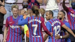 Memphis Depay schiet Barcelona naar zege op Getafe