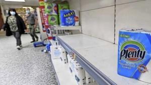 Lege winkels in Verenigd Koninkrijk door tekort aan truckers