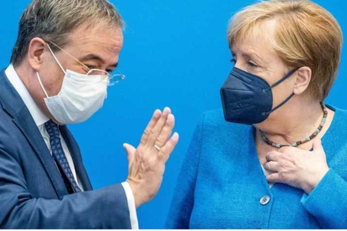 Links wint Duits verkiezingsdebat, leider CDU maakt weinig indruk