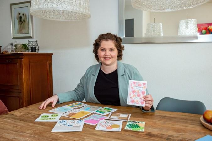 Anique (25) zette zich in haar laatste jaren in tegen de ziekte die haar fataal werd