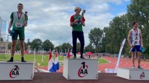 Goud voor Scopias-junioren Seppe Swinkels en Finn van de Klundert op NK atletiek