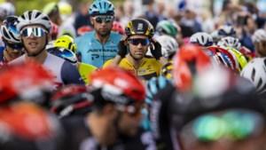 Tom Dumoulin mist slag in eerste rit Benelux-Tour; Mike Teunissen gaat voor klassement