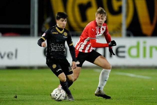 Roda JC haalt middenvelder van Jong PSV naar Kerkrade