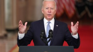 Biden noemt evacuatie uit Afghanistan buitengewoon succes