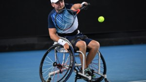 Rolstoeltennisser Schröder verpulvert Australiër op weg naar halve finales op Paralympics
