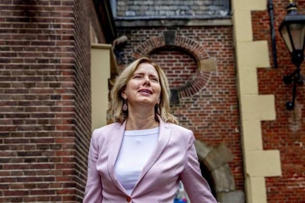 Cora van Nieuwenhuizen stapt op als minister van Infrastructuur