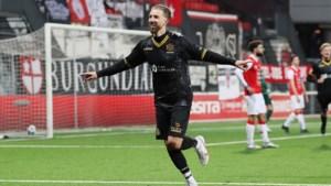 Spits Fabian Serrarens vertrekt op de valreep bij Roda JC