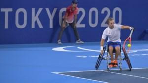 Schröder wint paralympische titel in dubbelspel
