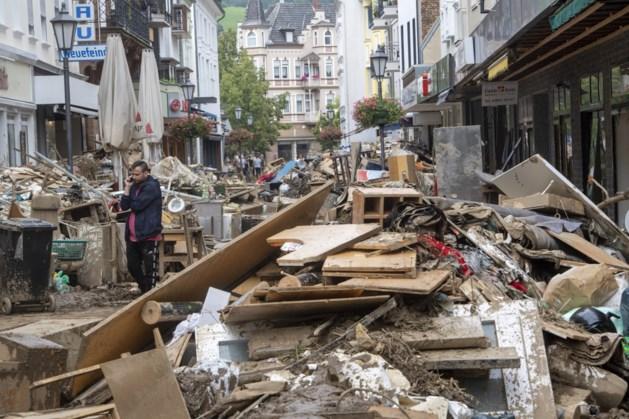 Duitse overheid betaalt tot 80 procent schade door noodweer