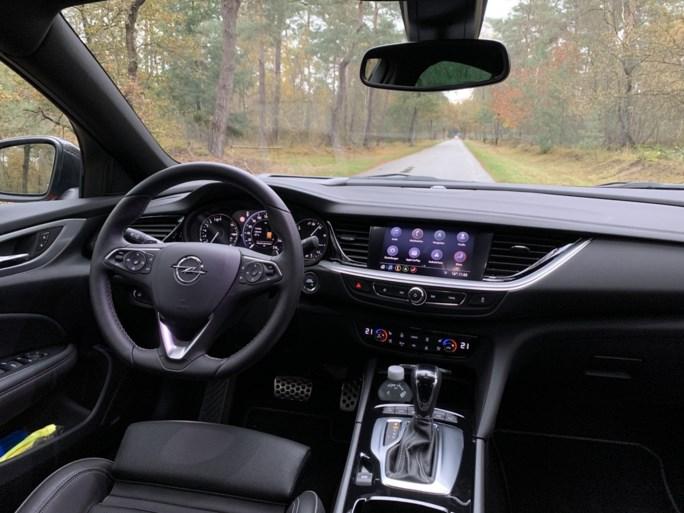 Amerikaans relikwie: facelift voor Opel Insignia