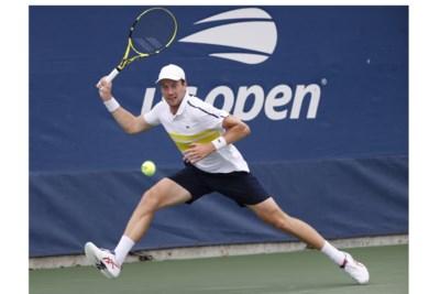 Botic van de Zandschulp zorgt voor sensatie op US Open tegen nummer acht van de plaatsingslijst