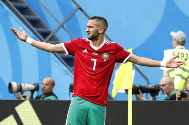 Marokkaanse bondscoach haalt uit naar Hakim Ziyech: 'Onacceptabel gedrag'