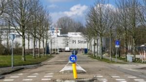 Gedetineerde gooit zware tafel van drie hoog naar beneden: gevangenis Sittard doet aangifte