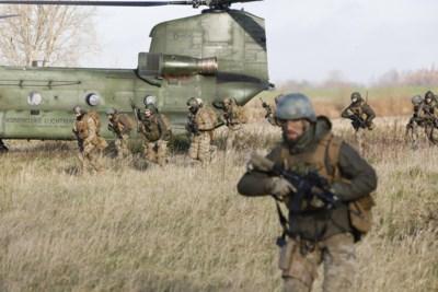 NAVO-militairen beginnen met oefenen luchtverdediging in Venray en omstreken